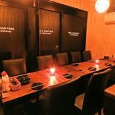 完全個室★【1階】最大12名様用個室、女子会、合コン、デートに◎