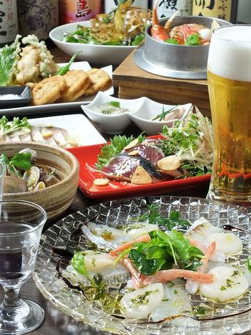 府中屈指の日本酒と焼酎リスト、日本酒飲み放題始めました!