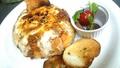 料理メニュー写真なすのボローニャ風グラタン