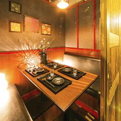 プライベート個室な肉バル Manpuku まんぷく 本厚木店の雰囲気1
