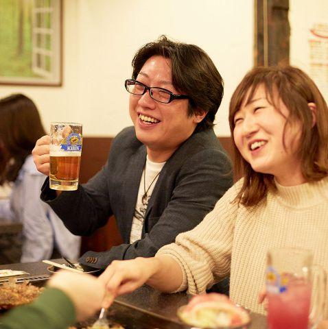 【GotoEat東京お食事券使えます】キジー もんじゃ・お好み焼き 高田馬場|店舗イメージ12