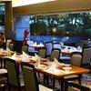レストラン フローラ ホテルセントノーム京都