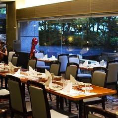レストラン フローラ ホテルセントノーム京都の写真