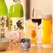 本当にうまい生ビール!日本酒・焼酎は徹底管理で。