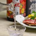 その土地の料理に合うのはその土地の酒...吟味を重ねて厳選した九州の地酒・焼酎を多数ご用意しております。造られた県でも特製が異なり、多様な味わいを見せてくれます。それぞれのお酒が育んできた歴史が語る味わいをご堪能下さい。