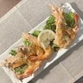 料理メニュー写真天使の海老マヨ