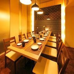 和食×ビストロ あずましや すすきの店の雰囲気1