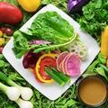 料理メニュー写真季節の農園バーニャカウダ