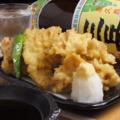 料理メニュー写真鳥の天ぷら