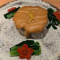 料理メニュー写真海老芋の柚子味噌田楽