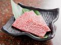 料理メニュー写真特選 国産牛ハネシタ