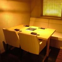 【東武宇都宮駅徒歩2分☆】雰囲気自慢の個室完備