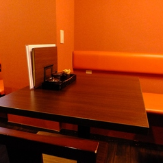 1階席 2名様テーブル席