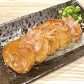 料理メニュー写真長芋の鍬焼きステーキ