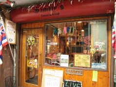 Sammy's Cafe'