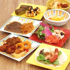 東急プラザ蒲田屋上 かまたえん 網焼きBBQビアガーデンのおすすめ料理1