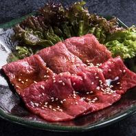 自家製タレが肉の美味しさを引き立てる!