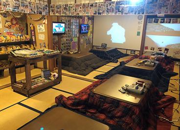 駄菓子カフェバー A-55 飛騨高山店の雰囲気1