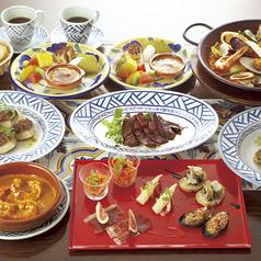 スペイン料理 サングリア 青山店のコース写真