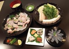日本酒専門店 酒楽のコース写真