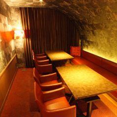 完全個室のVIPルーム。※6名様~10名様。特別コースをご利用のお客様限定