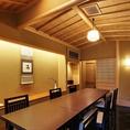 1F 弥生 8名様 テーブル席 ※写真とは異なりますが8名様個室となります。 ※ご予約は個室のみお受けしております。個室のご指定もお受けしておりません。