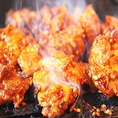 【お得なランチメニュー】こだわりのランチは600円~。特に名物 唐揚げ定食680円が大人気です。お肉にこだわる焼肉屋の唐揚げをお愉しみください。