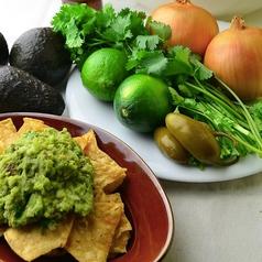 料理メニュー写真フレッシュ ワカモレ メキシカンアボガドのディップ トルティーヤチップ添え
