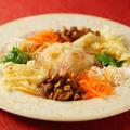 料理メニュー写真本日の鮮魚の中華風 刺身/カルパッチョ