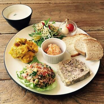 ケープルヴィル 写真館&カフェのおすすめ料理1