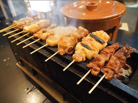 肉寿司・串焼きが大人気♪歓送迎会ご予約受付中☆会社宴会・仲間内宴会等に◎