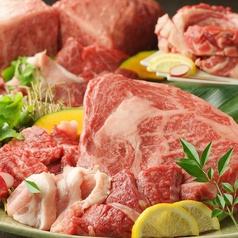 和牛焼肉食べ放題 牛ちゃんの写真