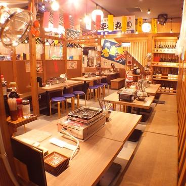 豊丸水産 海賊浜焼き 高松ライオン通店の雰囲気1