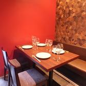 テーブル席は2名様~12名様でご利用いただだけます。