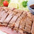 料理メニュー写真ロースステーキ