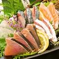料理メニュー写真日替わり 季節鮮魚二種