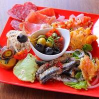四季折々の旬の食材をスペインバルスタイルでおもてなし