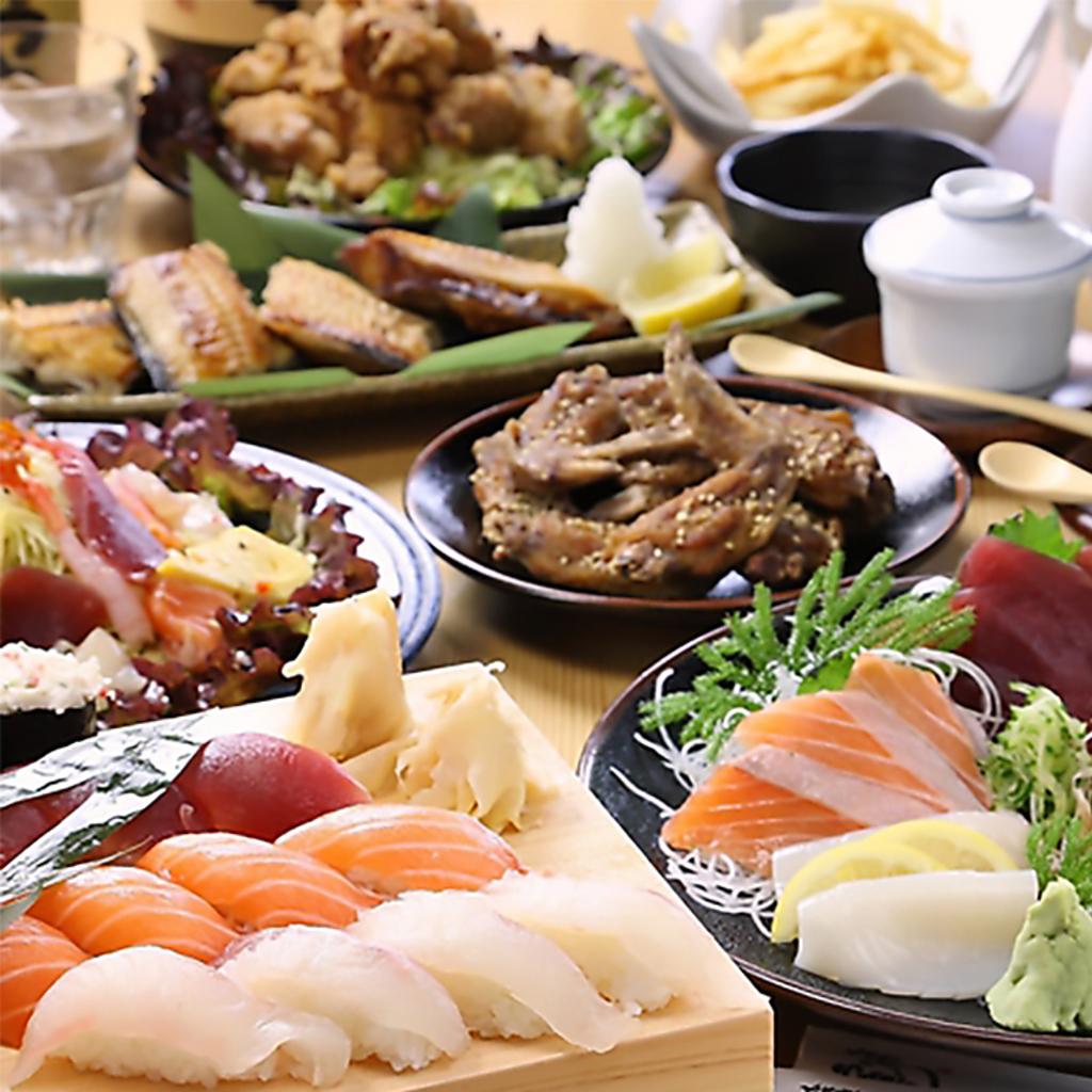 全177種食べ飲み放題×個室居酒屋 魚ろ魚ろ 札幌すすきの店|店舗イメージ2