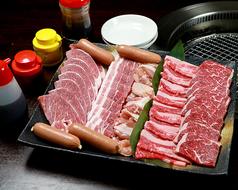 焼肉製作所 食べ放題 神神の特集写真