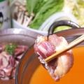 料理メニュー写真熊本産地鶏キムチチゲ鍋(1人前)