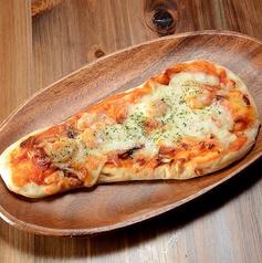 料理メニュー写真《人気!!》 タイ チリピザ