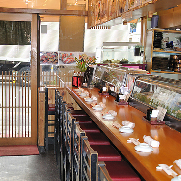 つきぢ神楽寿司 本店の雰囲気1