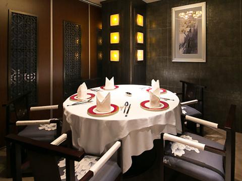 上品でヘルシーな中華料理を7階の美しい夜景とともにお楽しみ下さい