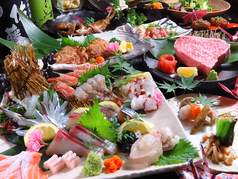 鮮魚と炭火の店 kana かなの写真