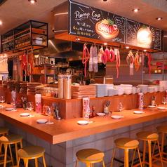 神田の肉バル ランプキャップ RUMP CAP 田町店の雰囲気1
