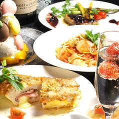 Dining Bar Zoromeのコース写真