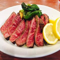 秋川牛と鮮魚を楽しめる豪華コース