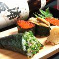 料理メニュー写真漁師さんのつまみ寿司
