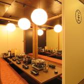 写真は24名様完全個室★何名様でも完全個室へご案内★