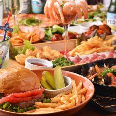 肉バルダイニング London London 蒲田店のおすすめポイント1